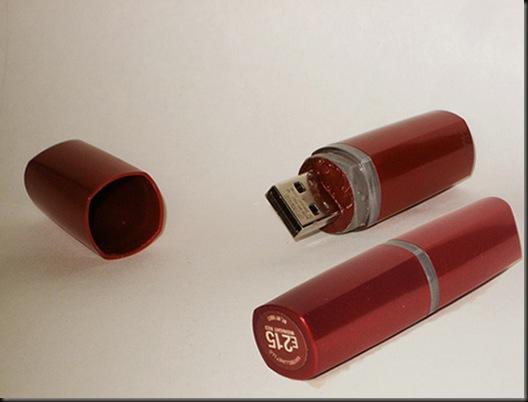 Lipstick-USB-Drive