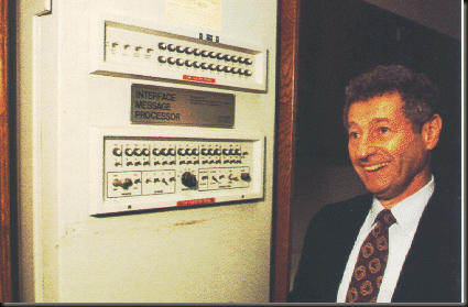 Leonard-Kleinrock-and-IMP1