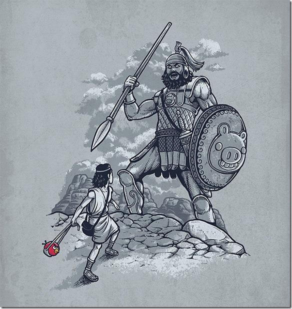 Davids-Secret-Weapon